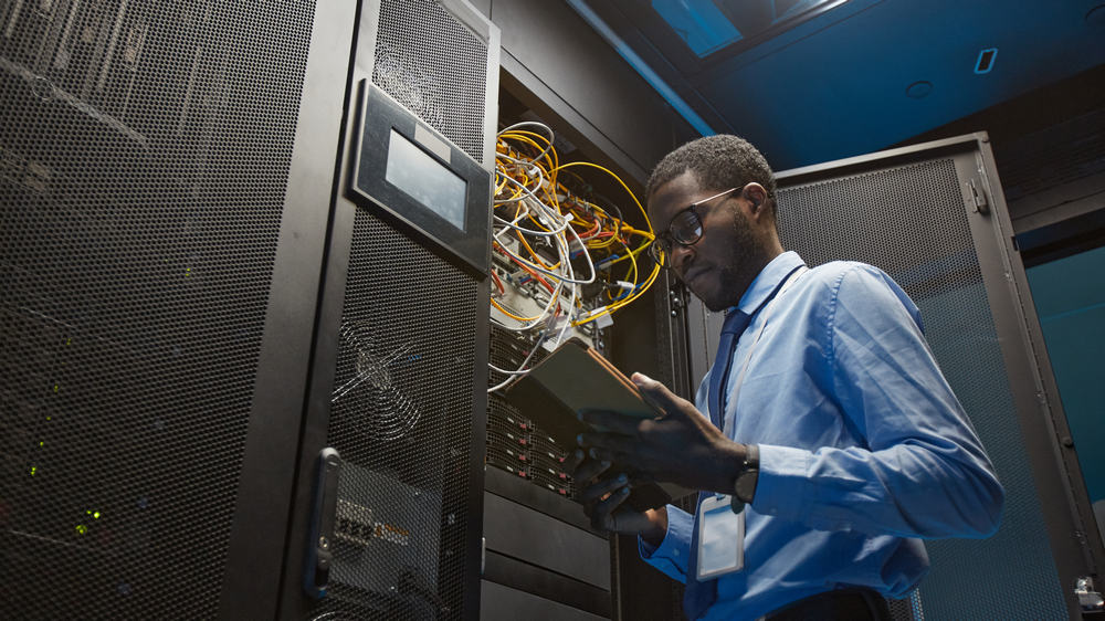 Supervision of ICT infrastructure installation